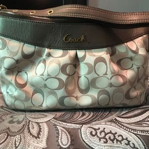 Coach purse gently used